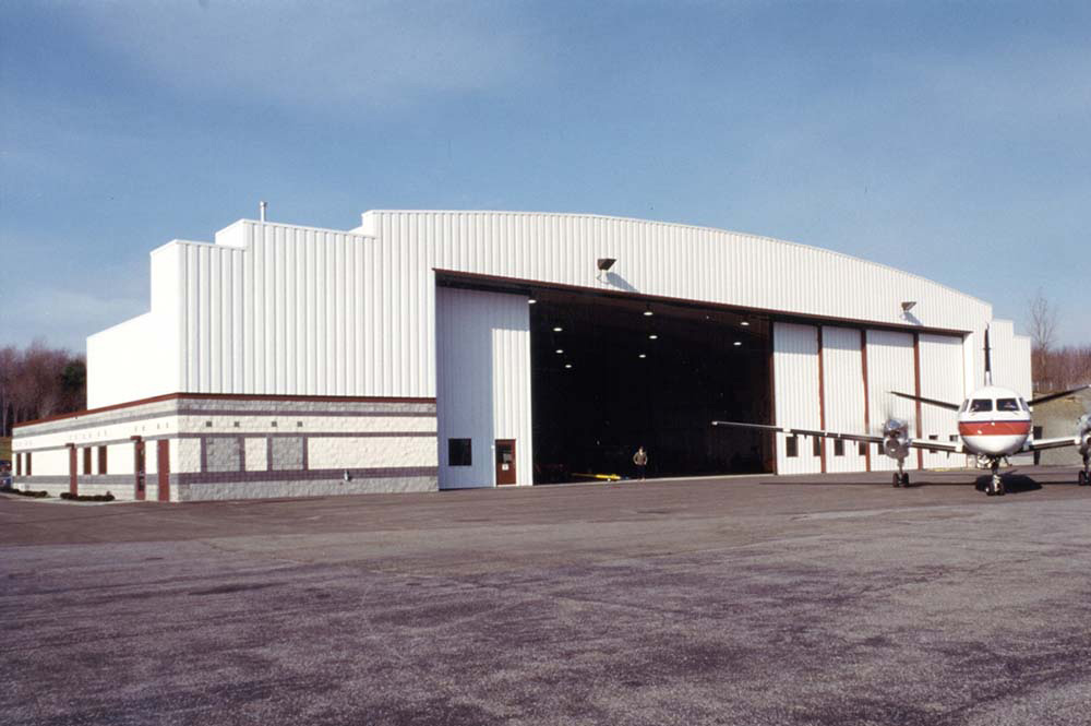Aviation Metal Building System