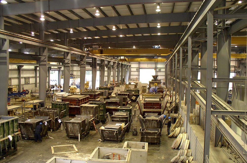 metal manufacturing building system